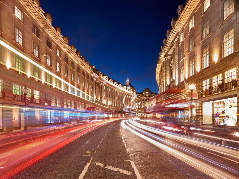 V10C3 Regent Street, London