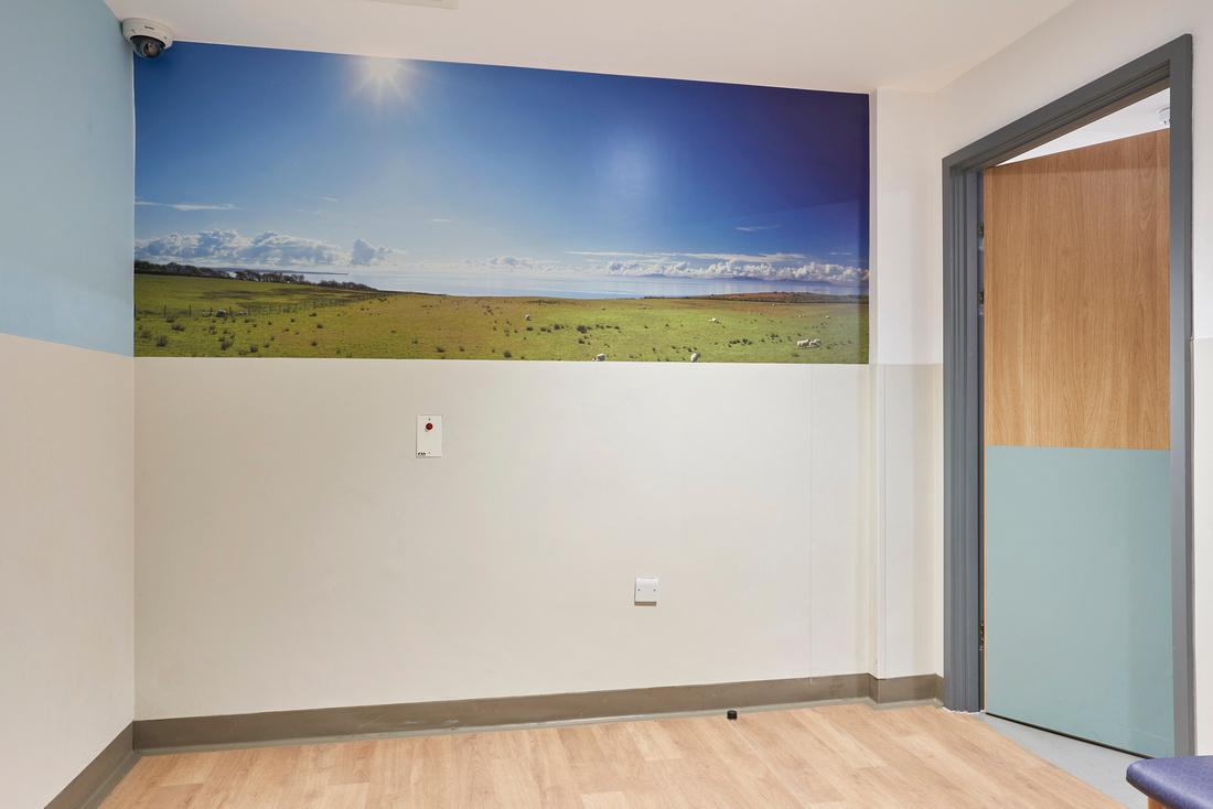 Wythenshawe Hospital New Emergency Department