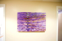 Artwork in hospitals